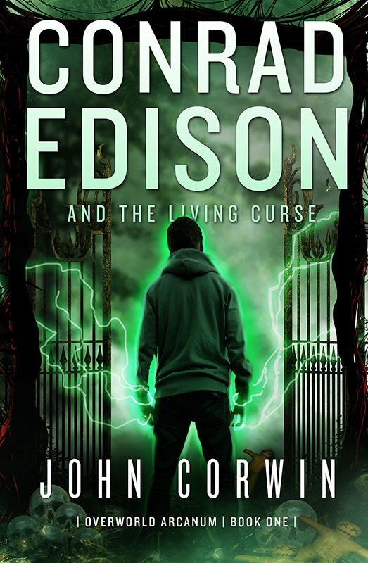 Conrad Edison and the Living Curse