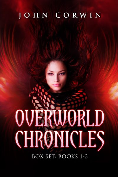 Overworld Chronicles Box Set: Books 1-3