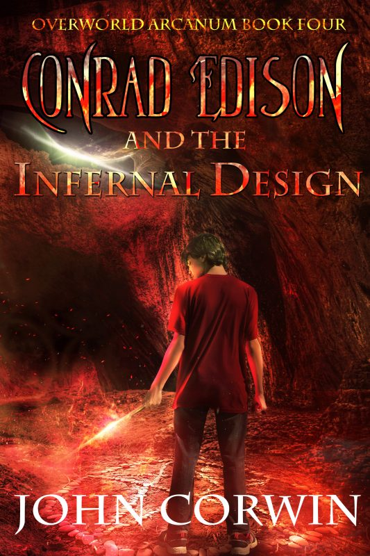 Conrad Edison and the Infernal Design